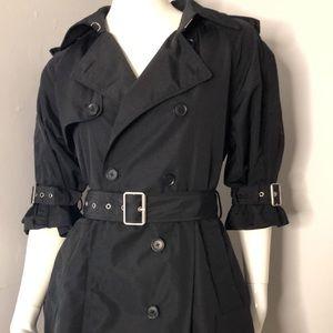 BCBG rain coat